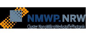 Cluster NMWP.NRW logo