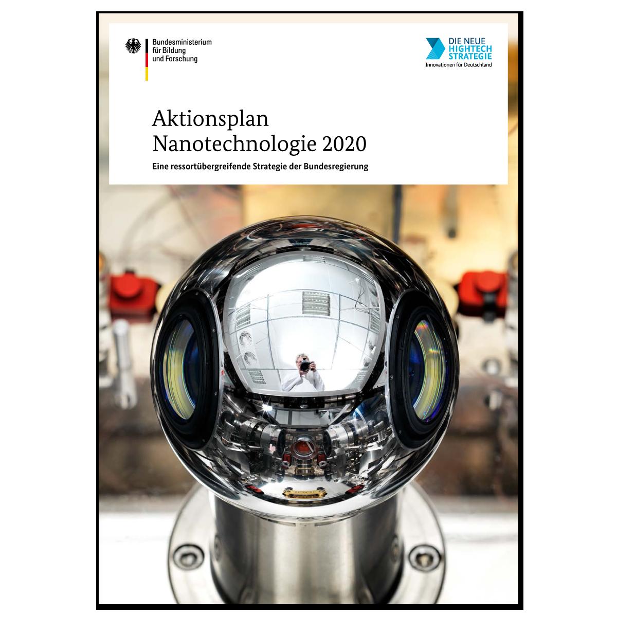Aktionsplan Nanotechnologie 2020
