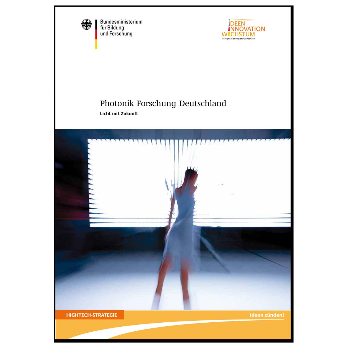 Photonik Forschung Deutschland