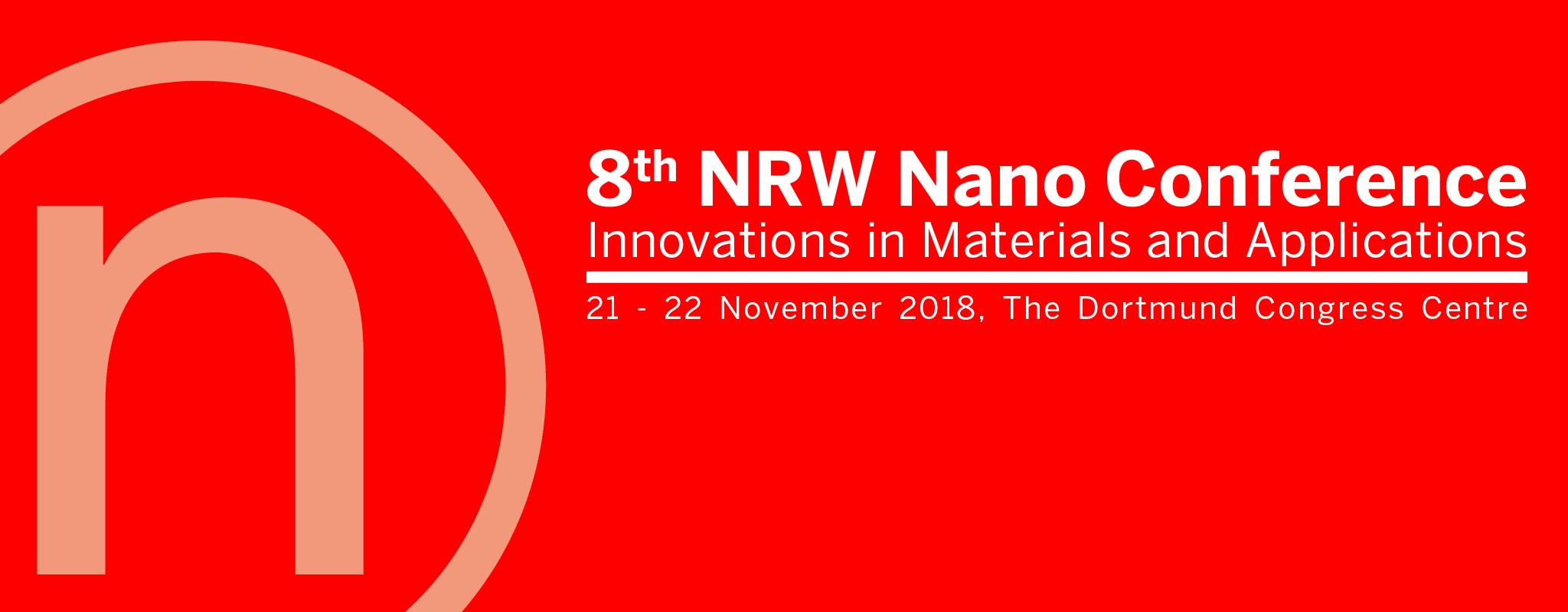 8th Nano Conference