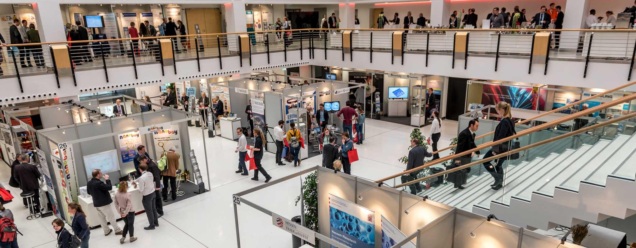 Exhibition of the 7th NRW Nano Conference