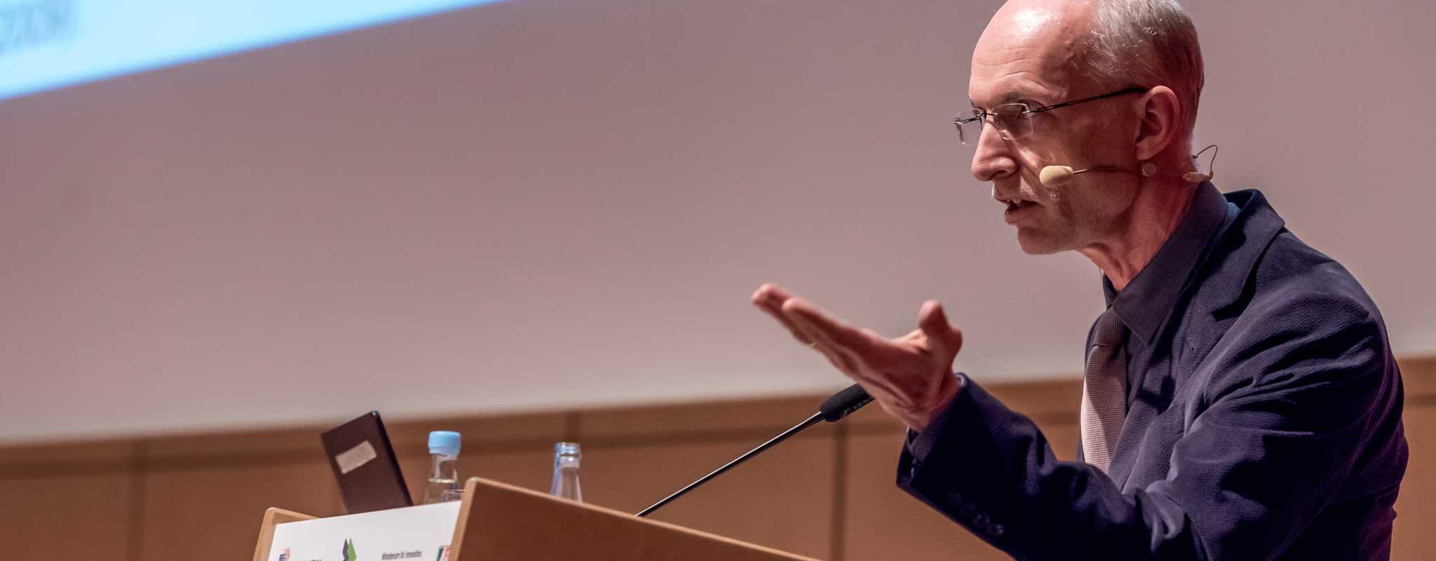 7th NRW Nano Conference Keynote-Speaker Prof. Dr. Stuart Parkin