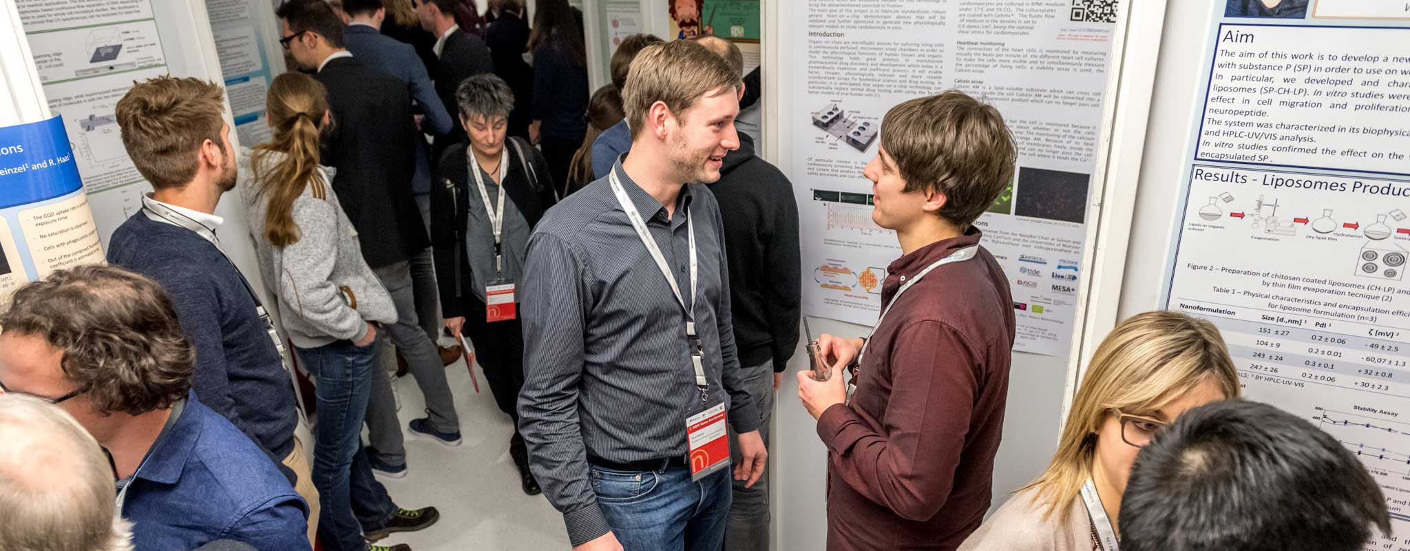 Poster Exhibition of the 7th Nano Conference